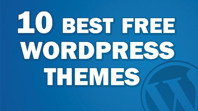free wordpress theme download