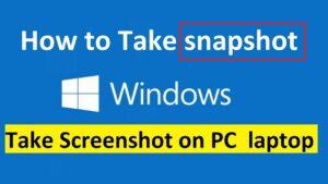 Take_Screenshot_on_pc