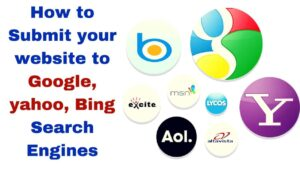 submit url to google search engine