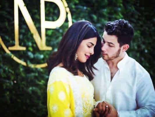priyanka chopra marriage live