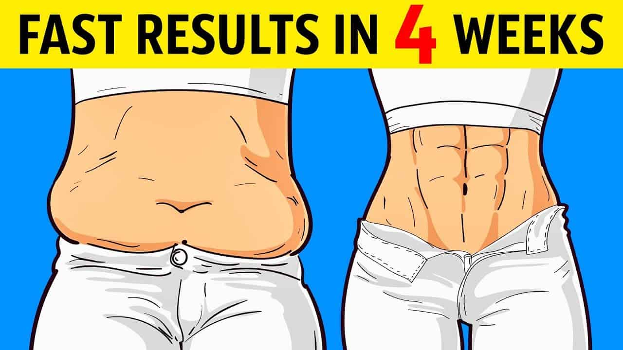 how to lose weight in home